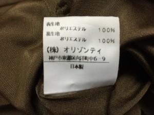 インタープラネット INTER PLANET ワンピース サイズ38 M レディース 美品 ダークブラウン【中古】
