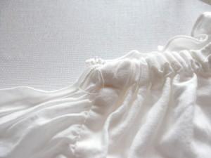 リズリサ LIZLISA ワンピース レディース アイボリー×黒 刺繍【中古】