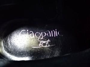 チャオパニック CIAOPANIC ブーティ 36 レディース ベージュ スエード【中古】