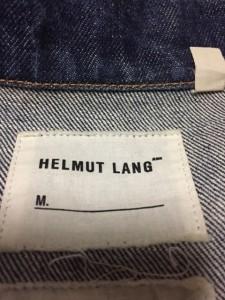 ヘルムートラング Helmut Lang Gジャン サイズ38 M レディース 美品 ネイビー 春・秋物【中古】
