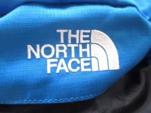 ノースフェイス THE NORTH FACE リュックサック ライトブルー ナイロン【中古】