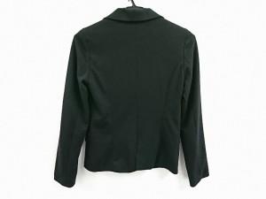 ナチュラルビューティー ベーシック NATURAL BEAUTY BASIC ジャケット サイズM レディース 美品 黒【中古】