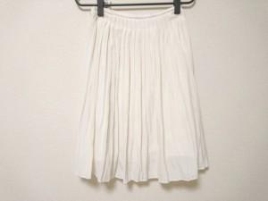 スピック&スパン ノーブル Spick&Span Noble スカート サイズ36 S レディース 白【中古】