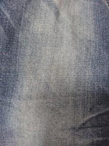レッドペッパー RED PEPPER ジーンズ サイズ29 XL レディース ブルー ダメージ加工/スタッズ/レザー【中古】