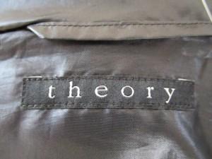 セオリー theory ダウンベスト サイズ38 M メンズ 黒 冬物【中古】