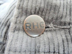 ロンハーマン Ron Herman ショートパンツ サイズXS レディース ダークグレー RHC【中古】