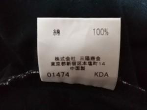 バーバリーブルーレーベル Burberry Blue Label 半袖Tシャツ サイズL レディース 黒【中古】