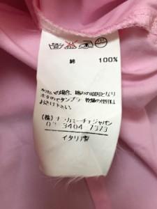 ナラカミーチェ NARACAMICIE 七分袖シャツブラウス レディース ピンク【中古】