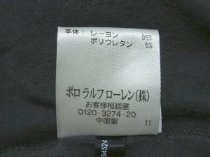 ラルフローレン RLX(RalphLauren) ワンピース サイズM レディース ダークグレー【中古】