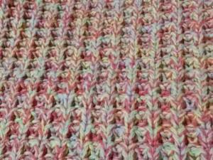 バーンヤードストーム BARNYARDSTORM 長袖セーター サイズ0 XS レディース オレンジ×イエロー×アイボリー【中古】