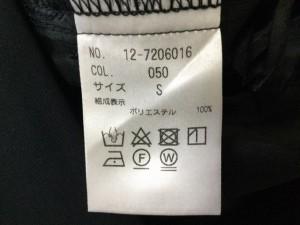 プラステ PLS+T(PLST) パンツ サイズS レディース 黒【中古】