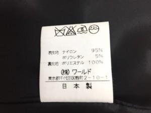 インディビ INDIVI ジャケット サイズ40 M レディース 美品 ダークグレー【中古】