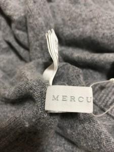 マーキュリーデュオ MERCURYDUO ワンピース サイズF レディース 美品 グレー【中古】