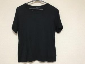 セオリー theory 半袖Tシャツ レディース 美品 黒【中古】