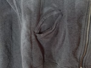 ディーゼル DIESEL ジャージ サイズM レディース ダークグレー×マルチ【中古】