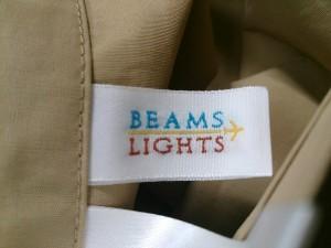ビームスライツ BEAMS Lights コート サイズ36 S レディース ベージュ 春・秋物【中古】