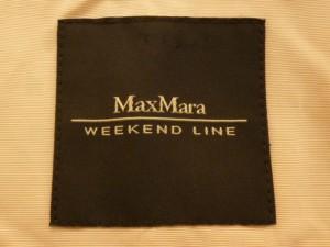 マックスマーラウィークエンド Max MaraWEEKEND コート サイズ34(CH) レディース アイボリー 春・秋物【中古】