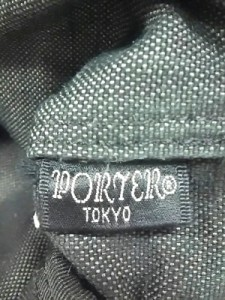 ポーター PORTER/吉田 ショルダーバッグ レディース 美品 - ダークグレー キャンバス【中古】