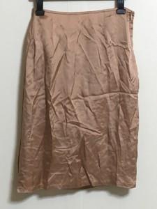 ドリスヴァンノッテン DRIES VAN NOTEN スカート サイズ36 M レディース ピンクベージュ【中古】
