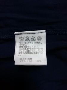 ズッカ ZUCCA チュニック レディース ネイビー【中古】