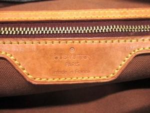 ルイヴィトン LOUIS VUITTON ショルダーバッグ モノグラム カバ・メゾ M51151 モノグラム・キャンバス【中古】