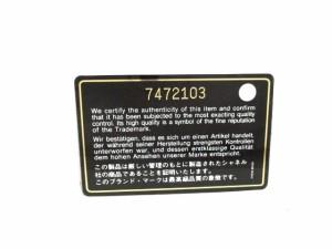 シャネル CHANEL カードケース 美品 キャビアスキン 黒 キャビアスキン【中古】