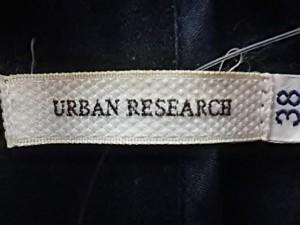 アーバンリサーチ URBAN RESEARCH ジャケット サイズ38 M メンズ 黒【中古】