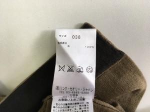 セオリーリュクス theory luxe ワンピースセットアップ サイズ38(C) レディース 美品 カーキ【中古】