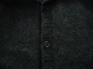 メンズメルローズ MEN'S MELROSE ブルゾン サイズ3 L メンズ ダークグレー ニット【中古】