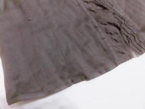 ボールジー BALLSEY ブルゾン サイズ38 M レディース カーキ ノーカラー/フリル【中古】