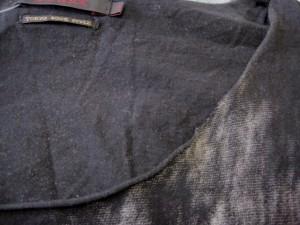 ジュリーブラック JURY BLACK 半袖Tシャツ サイズ3 L メンズ 黒×ベージュ【中古】