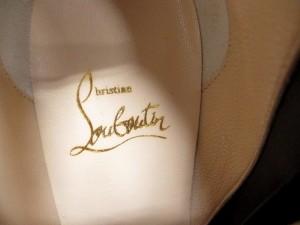 クリスチャンルブタン CHRISTIAN LOUBOUTIN ブーティ 361/2 レディース 美品 黒 レザー【中古】