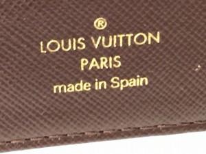 ルイヴィトン LOUIS VUITTON 手帳 モノグラムミニ レディース アジェンダPM R20912 スリーズ キャンバス【中古】