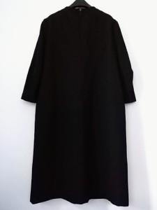 ヌーイ NOOY ワンピース サイズ2 M レディース 美品 黒 プリーツ【中古】