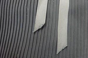 インディビ INDIVI ワンピース サイズ38 M レディース 黒 プリーツ【中古】