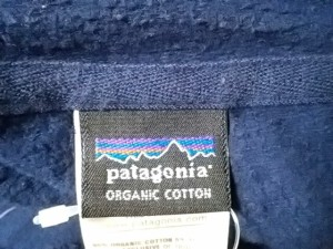 パタゴニア Patagonia パーカー サイズM  M メンズ ネイビー【中古】