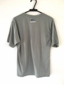 モンベル mont-bell 半袖Tシャツ レディース 美品 グリーン【中古】