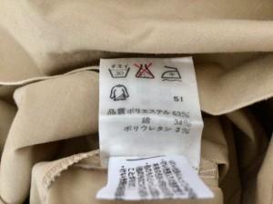 ニジュウサンク 23区 ワンピース サイズ48 XL レディース ライトブラウン シャツワンピ【中古】