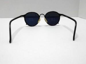 ゴルチエ JeanPaulGAULTIER サングラス レディース 56-9203 黒 プラスチック×金属素材【中古】