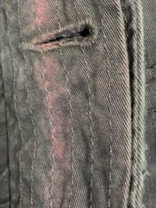 アメリカンイーグル American Eagle ブルゾン サイズXS メンズ ダークグレー 春・秋物【中古】