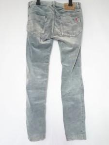 ダブルスタンダードクロージング DOUBLE STANDARD CLOTHING パンツ サイズ38 M レディース ブルー【中古】