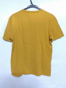 マルタンマルジェラ MARTIN MARGIELA 半袖Tシャツ サイズ48 L メンズ マスタード【中古】