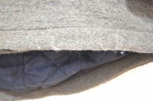 ユナイテッドアローズ UNITED ARROWS コート サイズS レディース 美品 カーキ ジップアップ/冬物【中古】