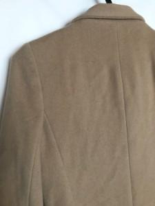 アナイ ANAYI コート サイズ36 S レディース ライトブラウン カシミヤ混/肩パッド/冬物【中古】