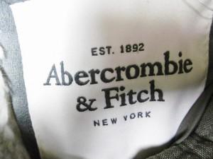 アバクロンビーアンドフィッチ Abercrombie&Fitch ブルゾン サイズM レディース カーキ 冬物【中古】