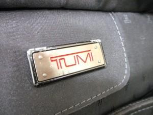 トゥミ TUMI ビジネスバッグ レディース 26111D4 黒 TUMIナイロン×レザー【中古】
