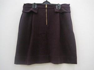 マークバイマークジェイコブス MARC BY MARC JACOBS スカート サイズL レディース 新品同様 ボルドー【中古】