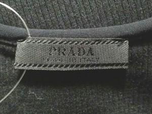 プラダ PRADA 長袖セーター サイズS レディース 黒【中古】