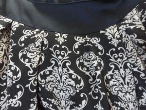 アンタイトル UNTITLED ワンピース サイズ2 M レディース 美品 黒×ベージュ【中古】
