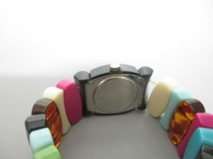 タイムウィルテル TIME WILL TELL 腕時計 レディース ブレスウォッチ アイボリー【中古】